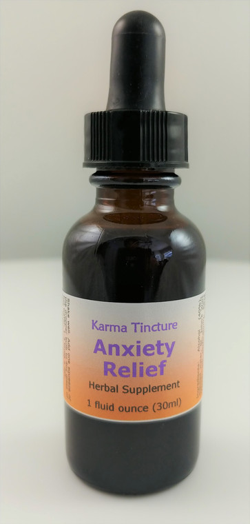 Anxiety Relief Tincture