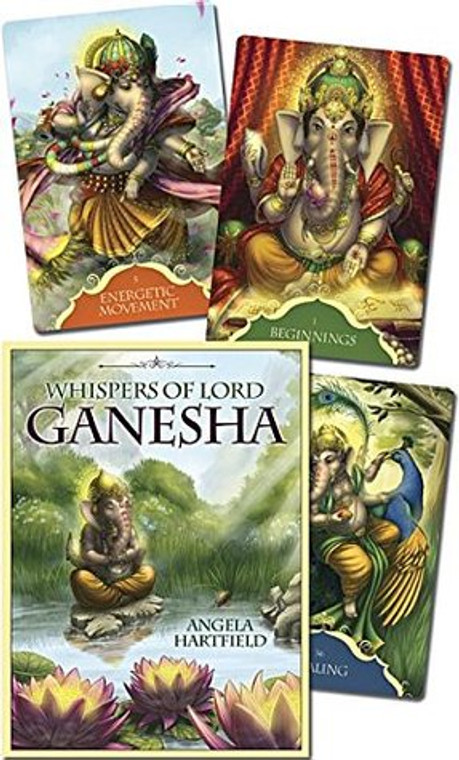 Wishpers of Lord Ganesha cards
