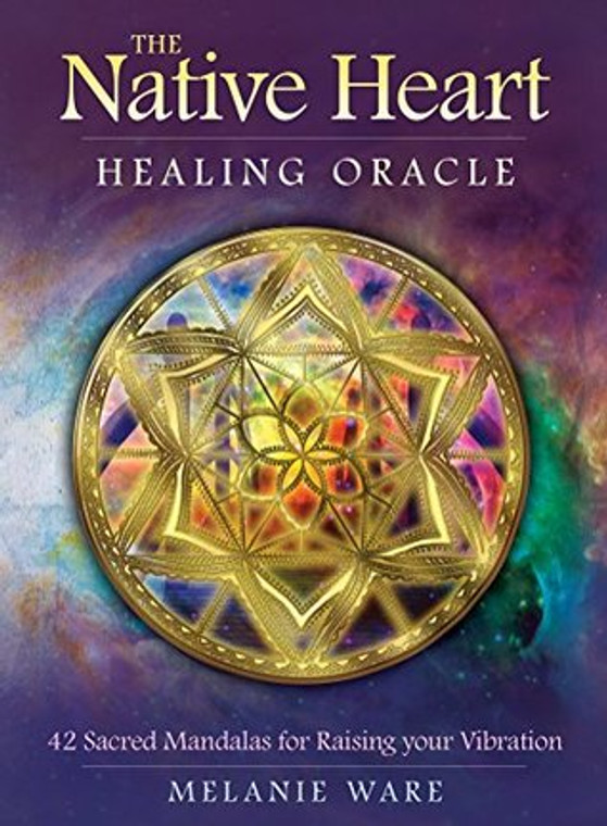 Native Heart Healing Oracle Deck cover photo