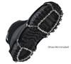Yaktrax IceTrekkers Diamond Grip Footwear Traction - Shown on boot