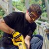 DeWalt Concealer Safety Goggles with Clear Anti-Fog Lens