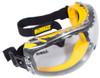 DeWalt Concealer Safety Goggles with Clear Anti-Fog Lens DPG82-11