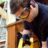 DEWALT Concealer Safety Goggles with Smoke Anti-Fog Lens DPG82-21 In The Field