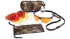 Ducks Unlimited Safety Glasses Kit with Five Lenses and Protective Camo Case DUCAB