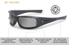 ESS 5B Ballistic Sunglasses with Black Frame and Copper Lenses