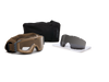 ESS Profile NVG Goggles Terrain Tan with Clear and Gray Lenses 740-0500 Kit