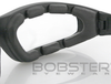 Bobster Foamerz 2 Glasses with Black Frame and Clear Anti-Fog Lens