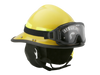 ESS Innerzone 3 NFPA 1971-2013 Fire Goggles 740-0273 Installed On Helmet