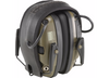 Howard Leight Impact Sport Electronic Ear Muff R-01526 NRR 22, Classic OD Green Folded