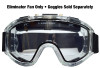 Haber Goggle Eliminator Fan Module Installed