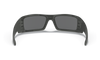 Oakley SI Gascan with Multicam Black Frame and Grey Polarized Lens OO9014-03 Inside View