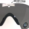 Oakley SI Ballistic M Frame 3.0 with Multicam Frame and Grey Lens