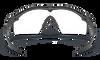 Oakley SI Ballistic M Frame 3.0 Array Black Frame Clear & Grey Lenses OO9146-03 Inside