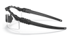 Oakley SI Ballistic M Frame 3.0 Array Black Frame Clear & Grey Lenses OO9146-03 Side