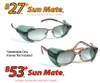 Safety Optical SunMate Universal Sideshields Combo Safepack