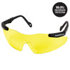 Smith & Wesson Magnum Safety Glasses with Yellow Lens 19826 front view 2