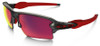 Oakley Flak Jacket 2.0 XL Sunglasses with Grey Smoke Frame and Prizm Road Lens