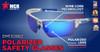 Crews Dominator 3 Safety Glasses DM1328BZ Specifications
