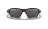 Oakley SI Flak Jacket 2.0 XL with Matte Black Frame and Prizm Grey Polarized Lens OO9188-8559 Front View