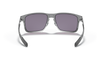 Oakley SI Holbrook Metal with Gunmetal Frame and Prizm Grey Lens OO4123-1555 Inside View