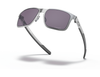Oakley SI Holbrook Metal with Gunmetal Frame and Prizm Grey Lens OO4123-1555 Profile View
