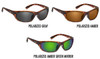 ONOS Oak Harbor Polarized Bifocal Sunglasses - 3 Lens Options