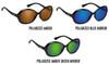 ONOS Cat Island Polarized Bifocal Sunglasses - 3 Lens Color Options