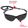 KleenGuard Nemesis 22475 Safety Glasses Front View