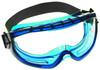KleenGuard Monogoggle XTR Blue Frame Clear Anti-Fog Lens 18624
