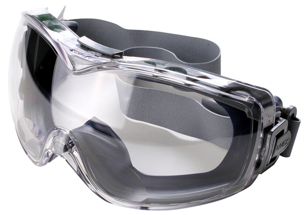 b5f3b12668 Uvex Stealth Reader Goggle with Clear XTR Lens - Safety Glasses USA
