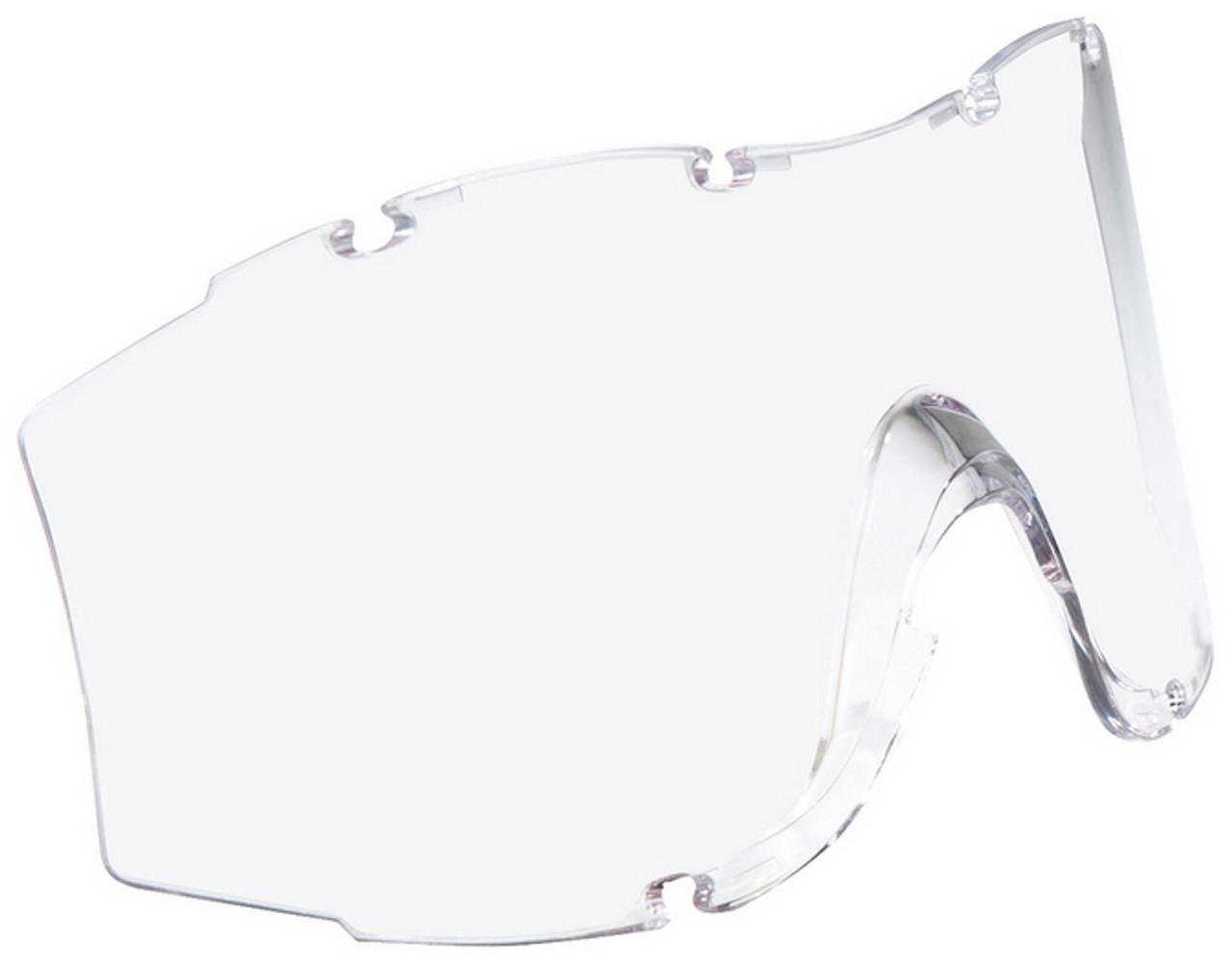 66e11a5bce Bolle X1000 Tactical Safety Goggles Replacement Lens - Safety Glasses USA
