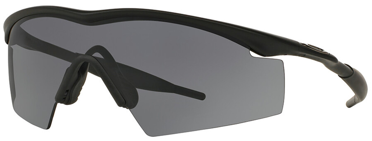 070213cd53 Oakley Industrial M Frame Safety Glasses Grey Lens