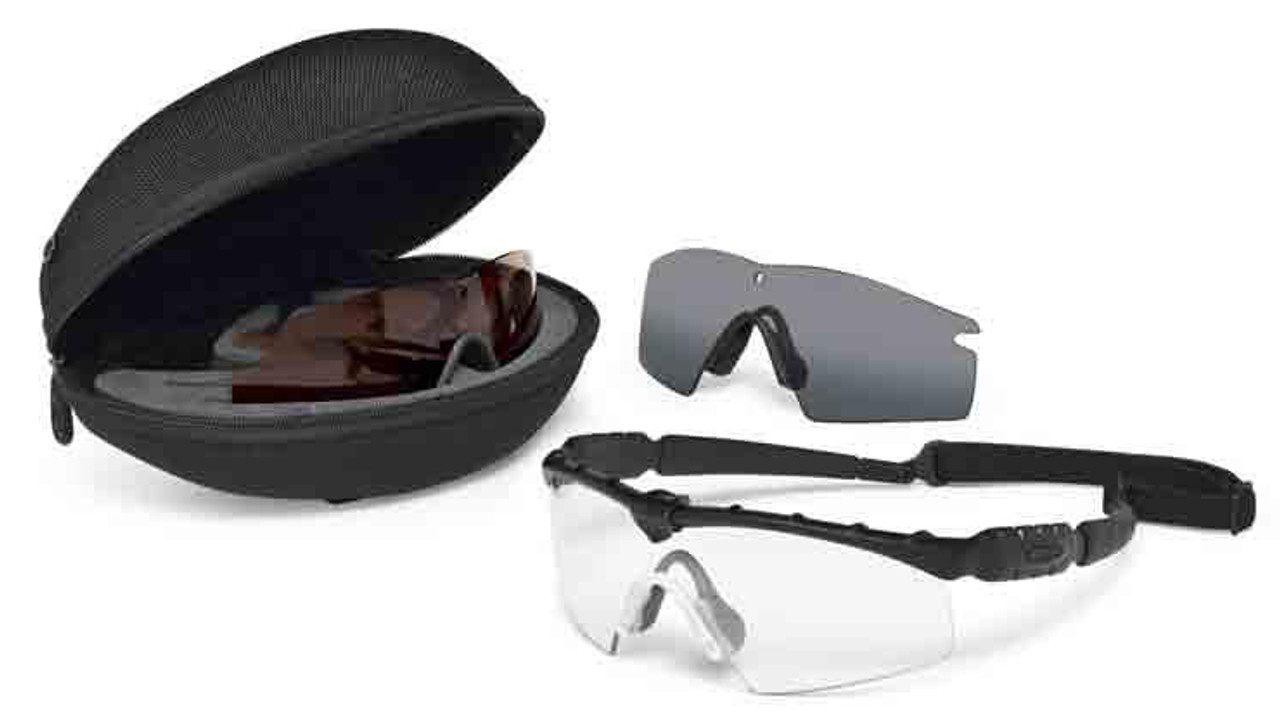 8f96c22c099 Oakley SI Ballistic M Frame 2.0 Strike Array with Black Frame and ...