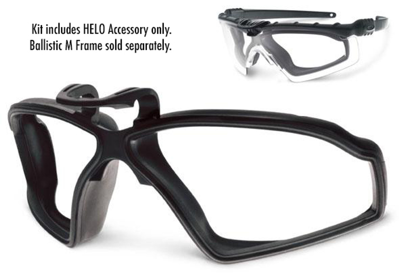 0099f4eb05bd6 Oakley SI M Frame Helo Kit - Safety Glasses USA
