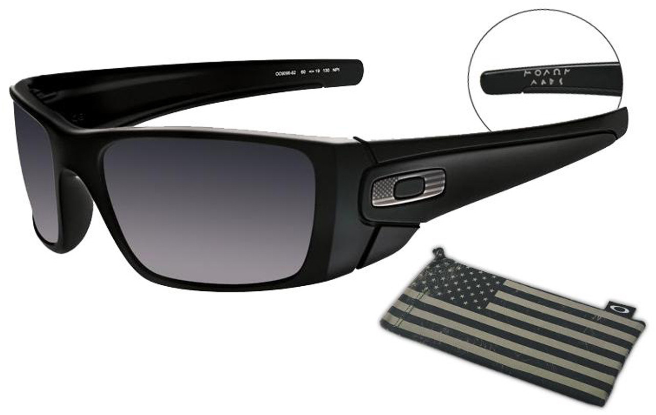b59d691e07 Oakley SI Fuel Cell with Matte Black Frame