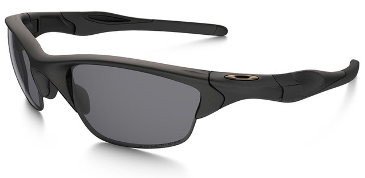 e6076dd6d1ae8 Oakley SI Half Jacket 2.0 with Matte Black Frame and Grey Lens - Safety  Glasses USA