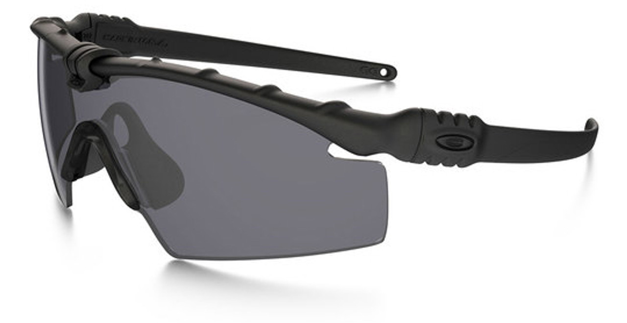 95b113901f8 Oakley SI Ballistic M Frame 3.0 with Black Frame and Grey Lens - Safety  Glasses USA