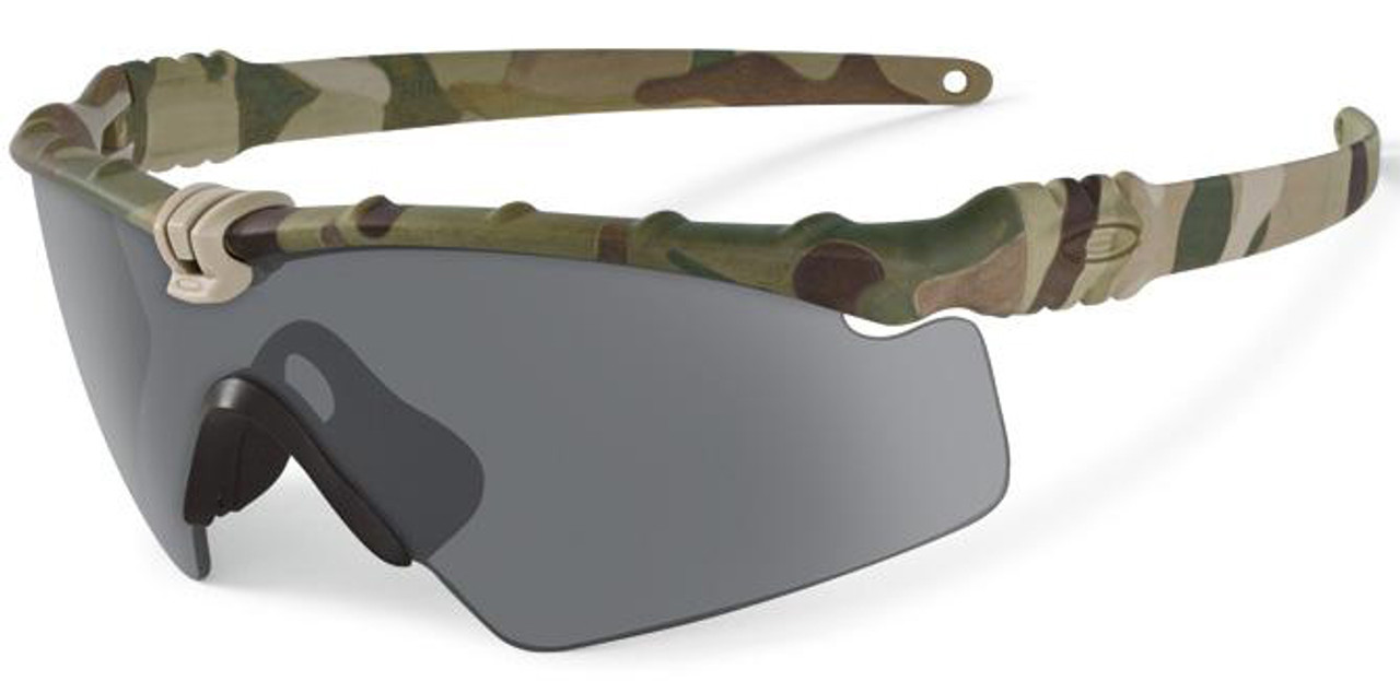 c39b6112b9 Oakley SI Ballistic M Frame 3.0 with Multicam Frame and Grey Lens - Safety  Glasses USA