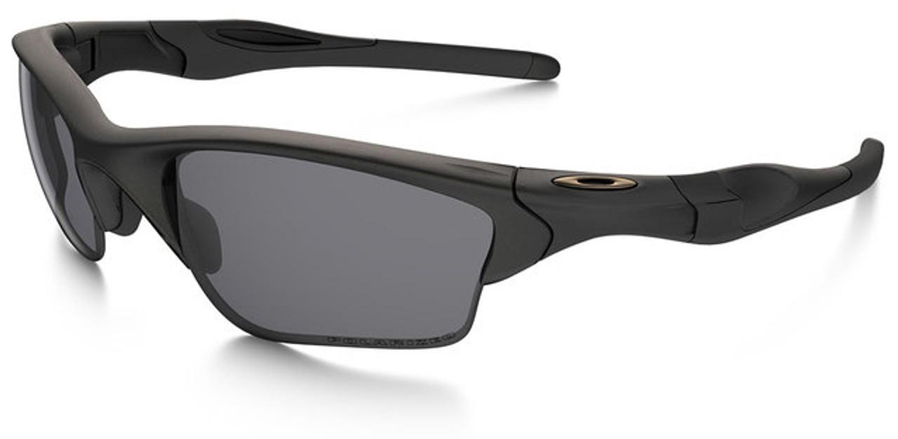 Oakley Half Jacket 2 0 Xl >> Oakley Si Half Jacket 2 0 Xl With Matte Black Frame And Grey