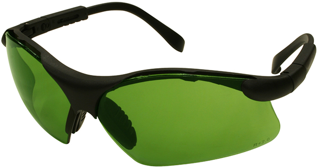 9d2cd68958e Radians Revelation Safety Glasses Black Frame Shade 2 Lens