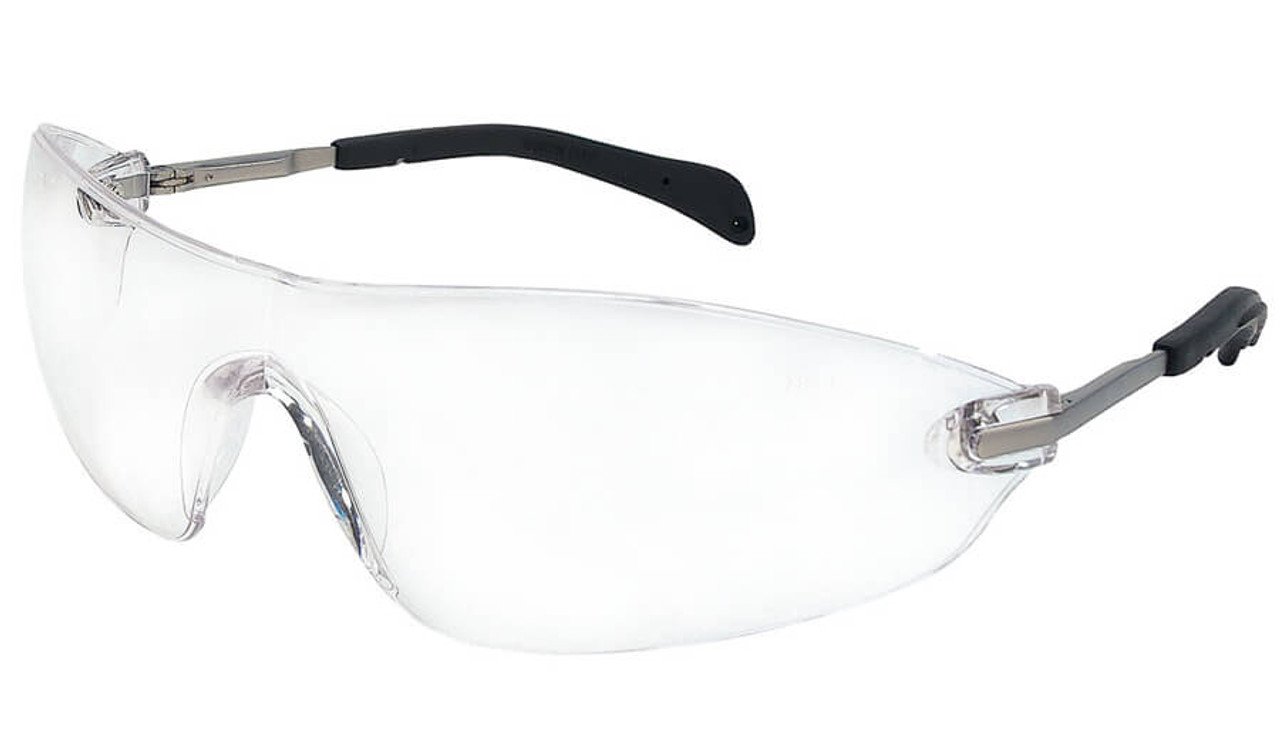 CREWS Rubicon Safety Glasses CLEAR Anti Fog Lens T4110AF