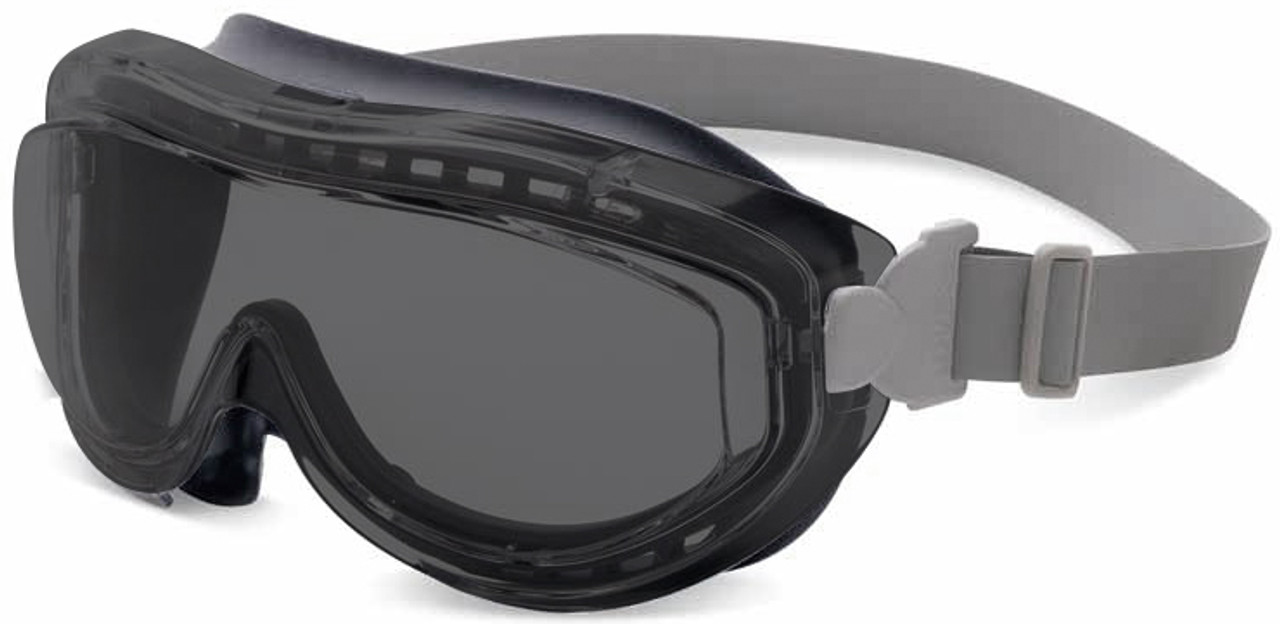 40c77a6c4b Uvex Flex Seal Goggles with Gray Frame and Gray Uvextreme Anti-Fog Lens