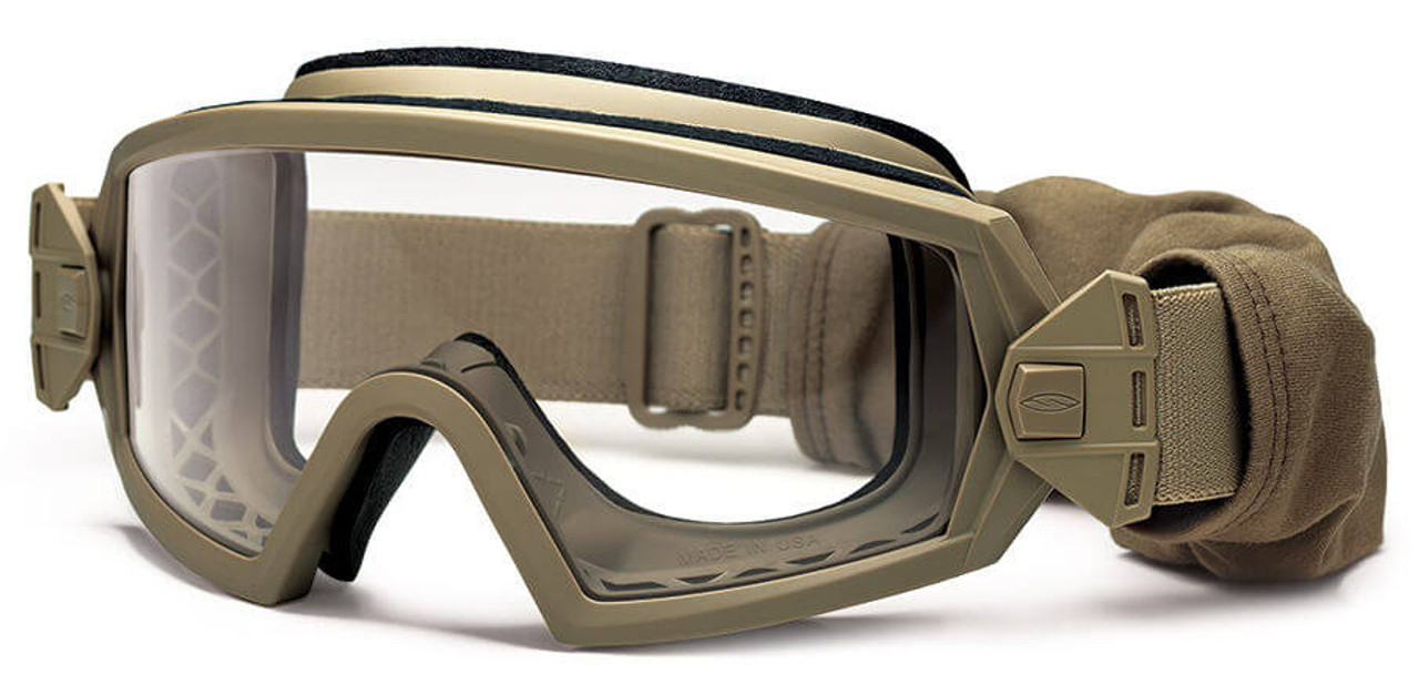 Smith Elite Outside The Wire Military Goggle with Tan-499 ...