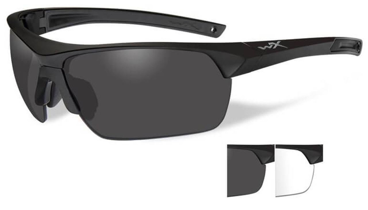 ec2d07e8e3c3 Wiley X Guard Advanced Safety Glasses 3 Lens Kit