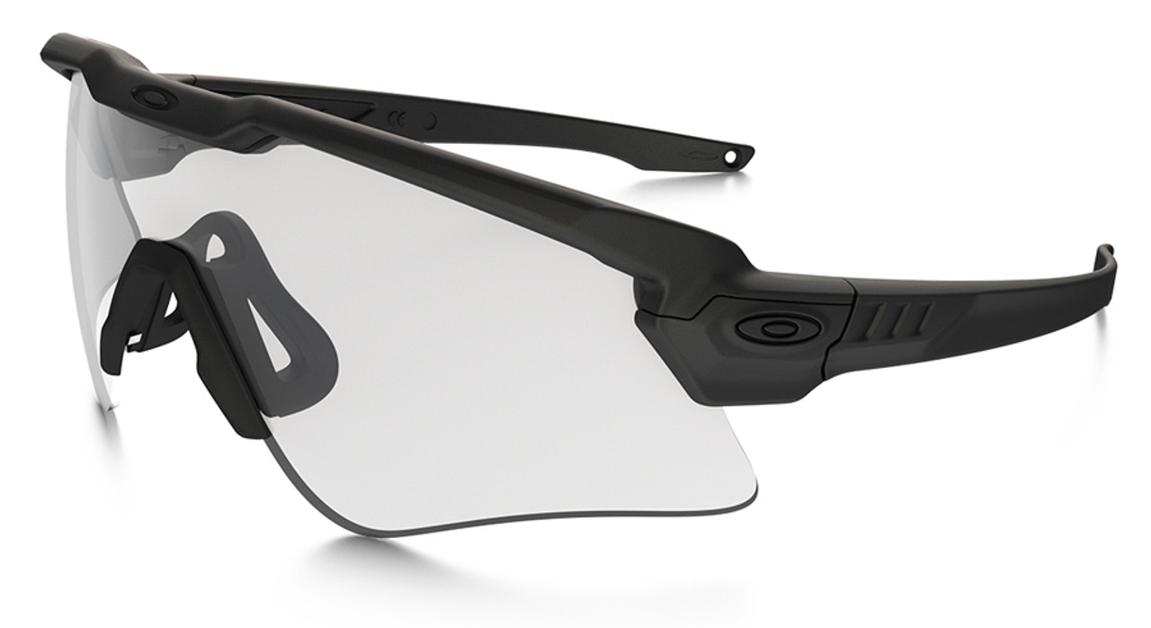 e21ef626317 Oakley SI Ballistic M Frame Alpha Sunglasses with Clear Lens