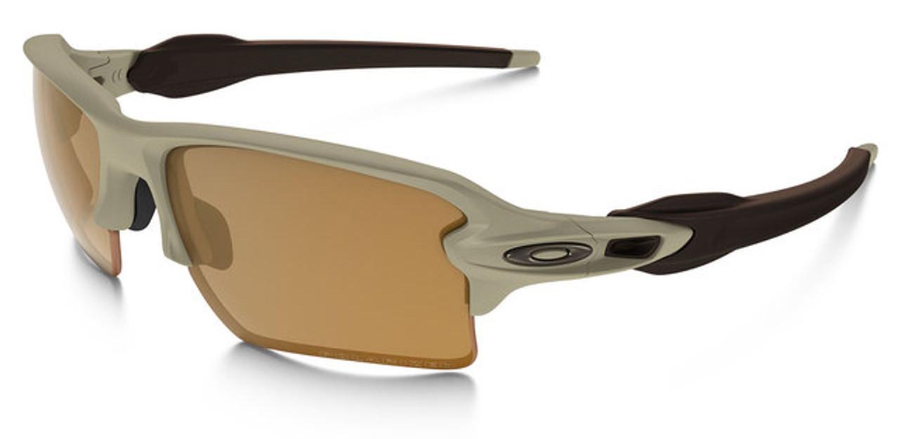 Flak And With Polarized Si Desert 2 Bronze Oakley Xl 0 Frame Jacket 7a5WxWZnz