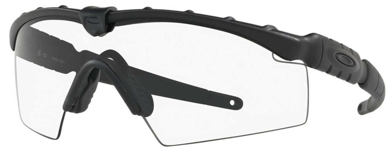 aad5a5bfd1 Oakley SI Industrial Ballistic M-Frame 2.0 with Matte Black Frame and Clear  Lens