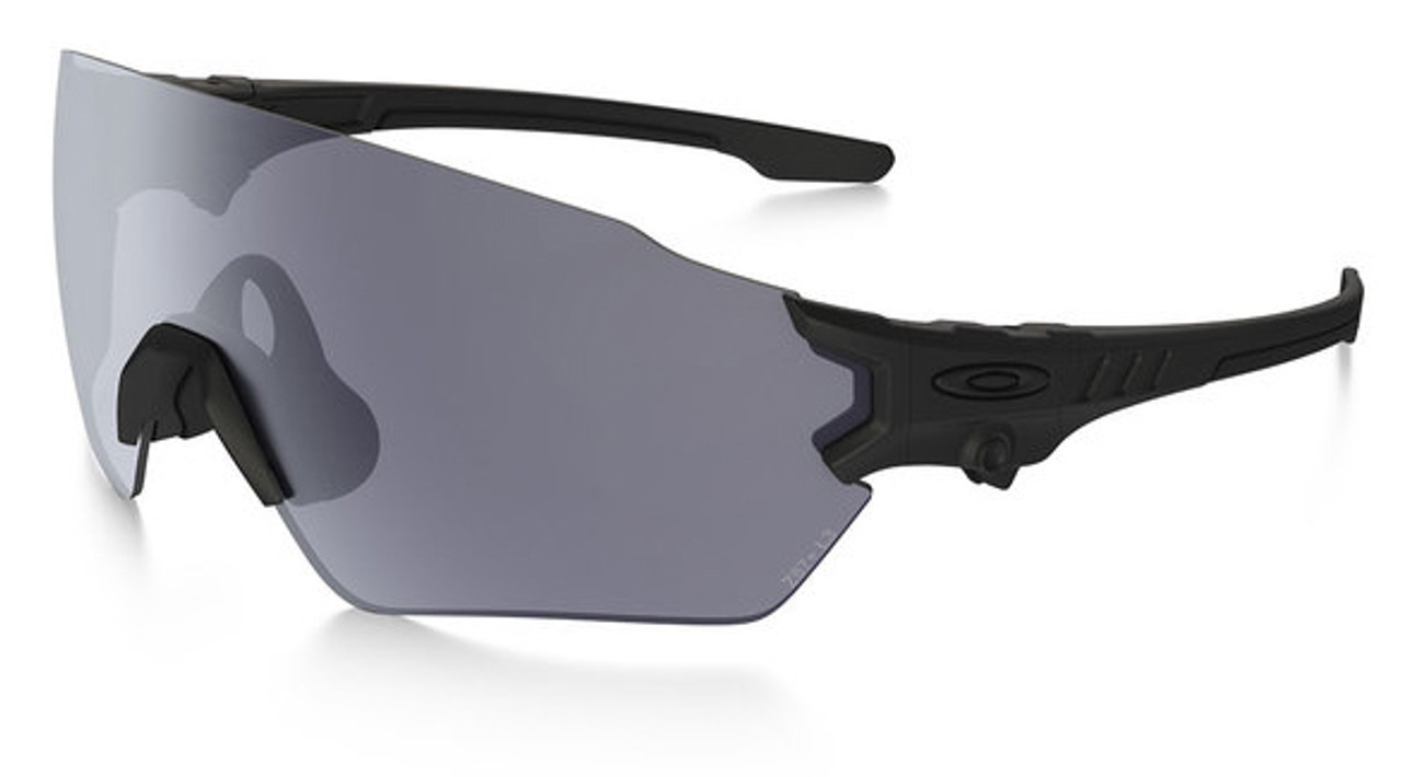 a8aefe8f66 Oakley SI Industrial Tombstone Spoil with Matte Black Frame and Grey Lens