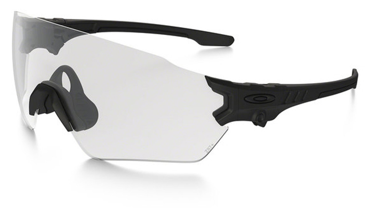 49097cfd35 Oakley SI Industrial Tombstone Spoil with Matte Black Frame and Clear Lens