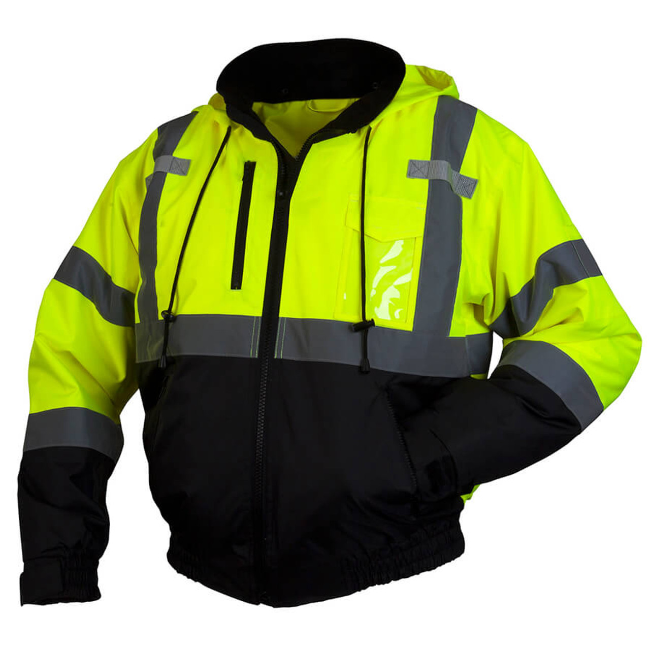 0ce540ec1ad Pyramex Lumen-X RJ31 Class 3 Safety Jacket - Free Shipping